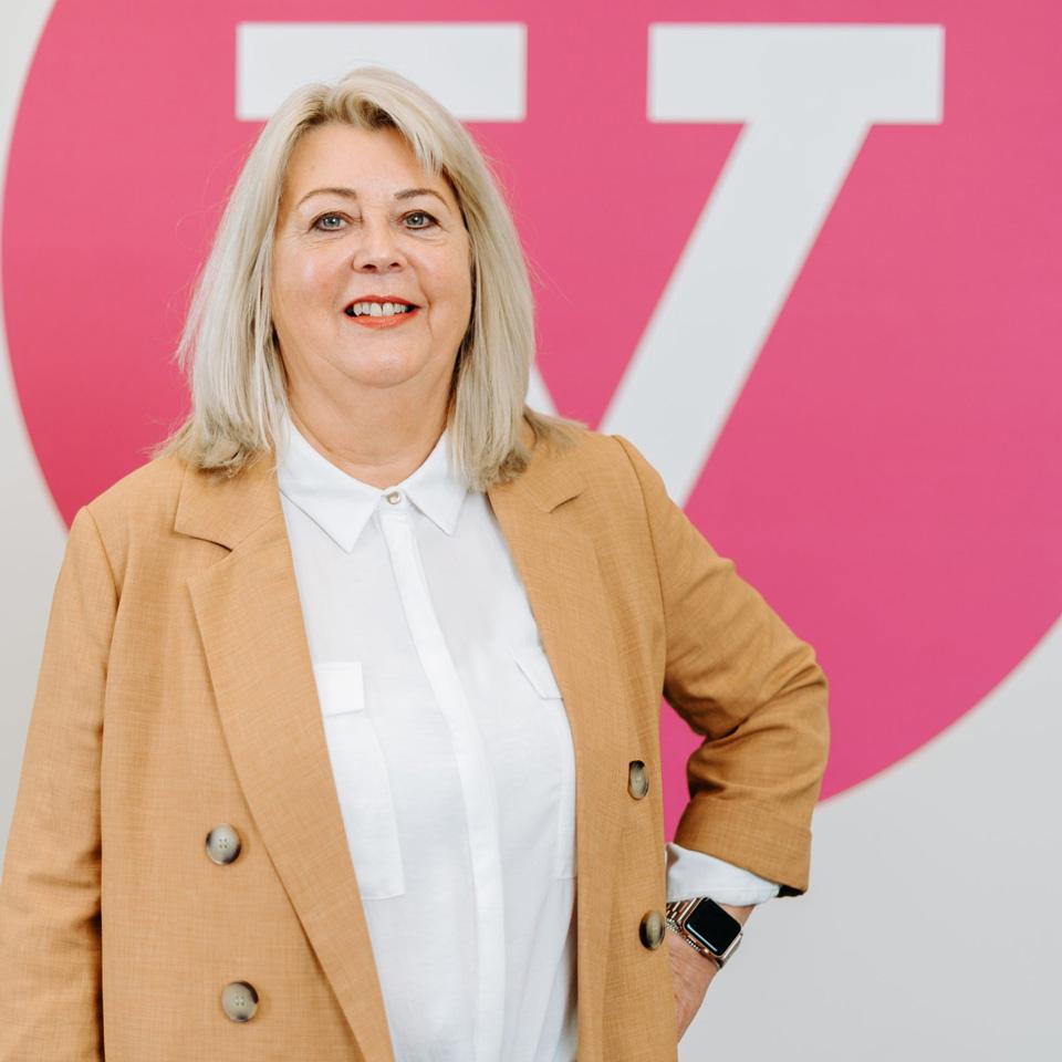 Lynn McCabe Vibrant Accountancy Derby based accountant